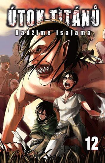Hadžime Isajama: Útok titánů 12