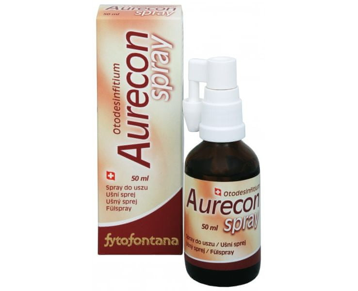 Herb Pharma Aurecon spray 50 ml