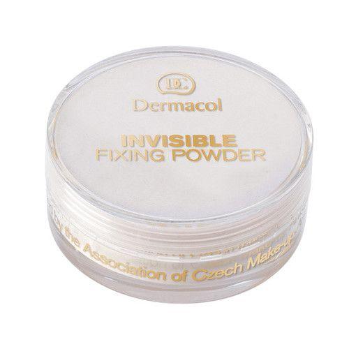 Dermacol Lehký fixační pudr (Invisible Fixing Powder) 13,5 g (Odstín Natural)