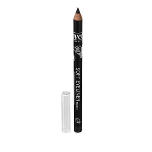 Lavera Přírodní tužka na oči 1,15 g (Odstín Černá)