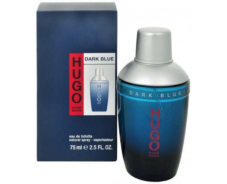 Hugo Boss Dark Blue - EDT 75 ml