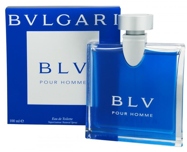 Bvlgari BLV Pour Homme - EDT 50 ml