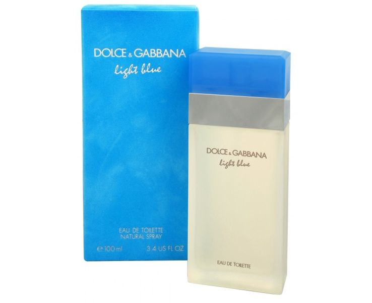 Dolce & Gabbana Light Blue - EDT 50 ml