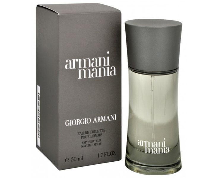 Giorgio Armani Mania For Men - EDT 100 ml