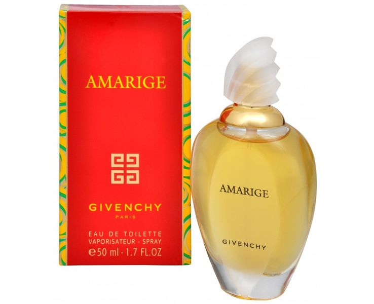 Givenchy Amarige - EDT 100 ml