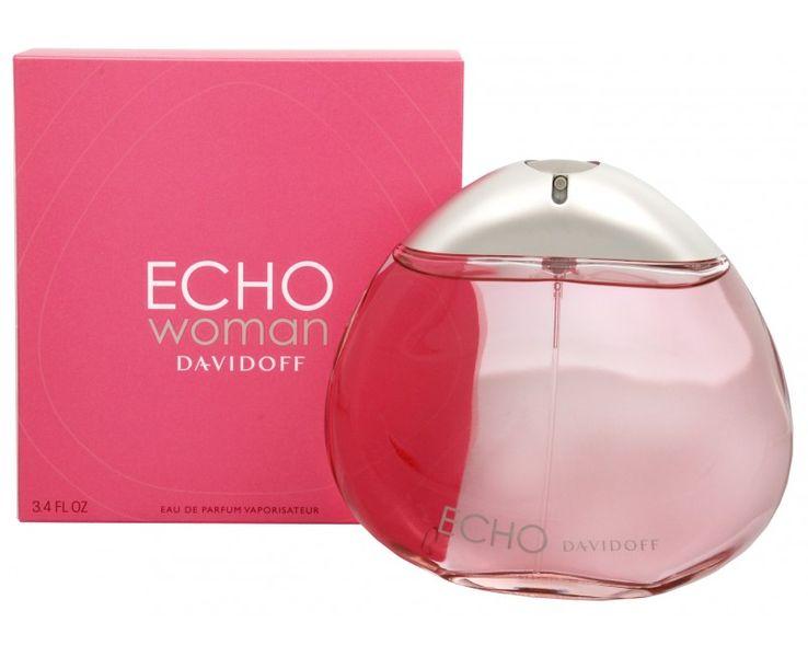 Davidoff Echo Woman - EDP 100 ml