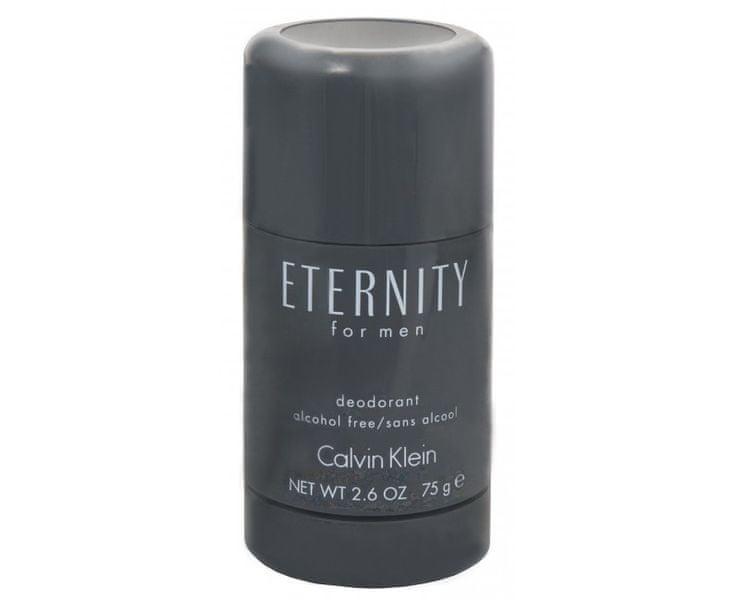 Calvin Klein Eternity For Men - tuhý deodorant 75 ml