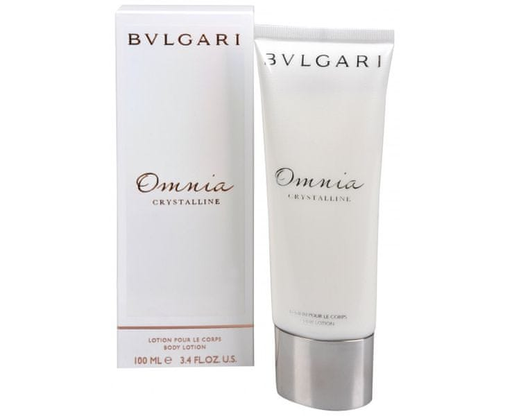 Bvlgari Omnia Crystalline - tělové mléko 100 ml