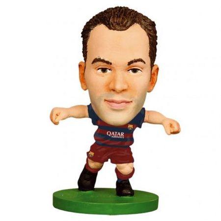 SoccerStarz figura Andres Iniesta