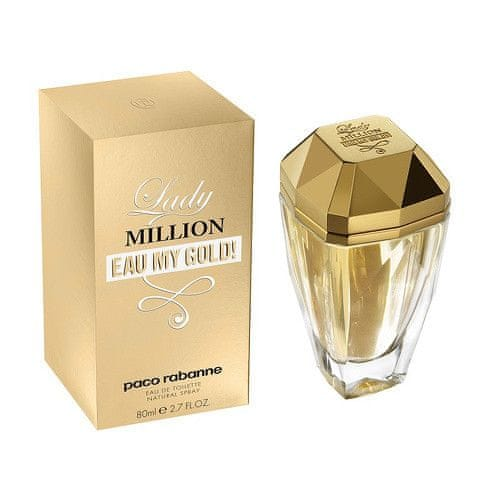 Paco Rabanne Lady Million Eau My Gold! - EDT 30 ml