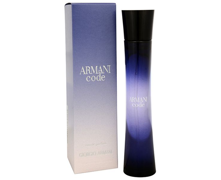 Giorgio Armani Code For Women - EDP 75 ml