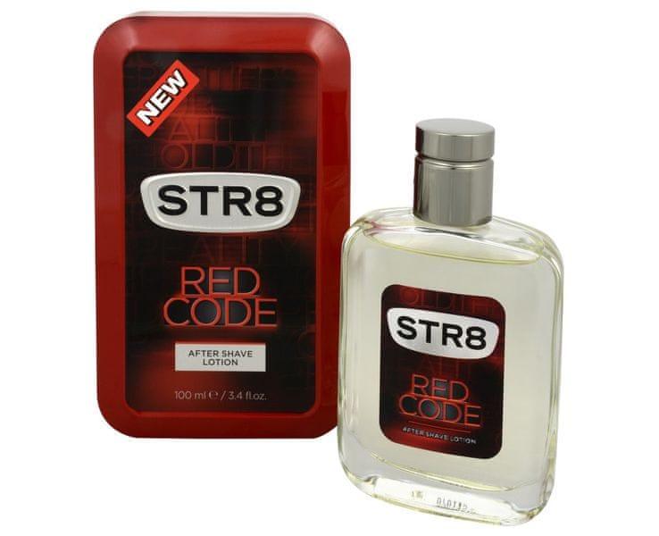 STR8 Red Code - voda po holení 100 ml