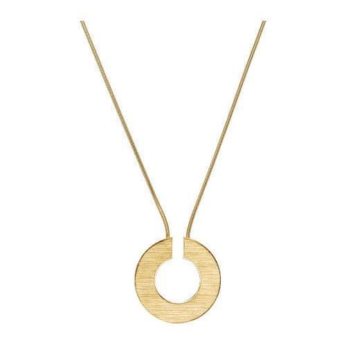Skagen Exklusivní zlatý náhrdelník SKJ0619710