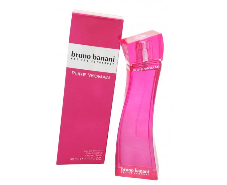 Bruno Banani Pure Woman - EDT 20 ml
