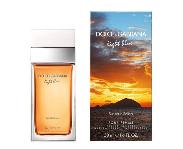 Dolce & Gabbana Light Blue Sunset In Salina - EDT 100 ml