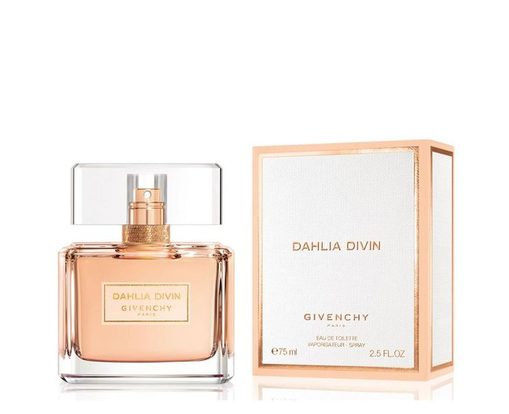 Givenchy Dahlia Divin - EDT 75 ml