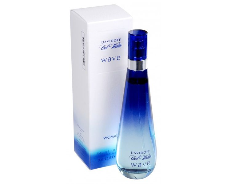 Davidoff Cool Water Wave Woman - EDT 50 ml