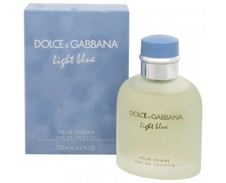 Dolce & Gabbana Light Blue Pour Homme - EDT 75 ml