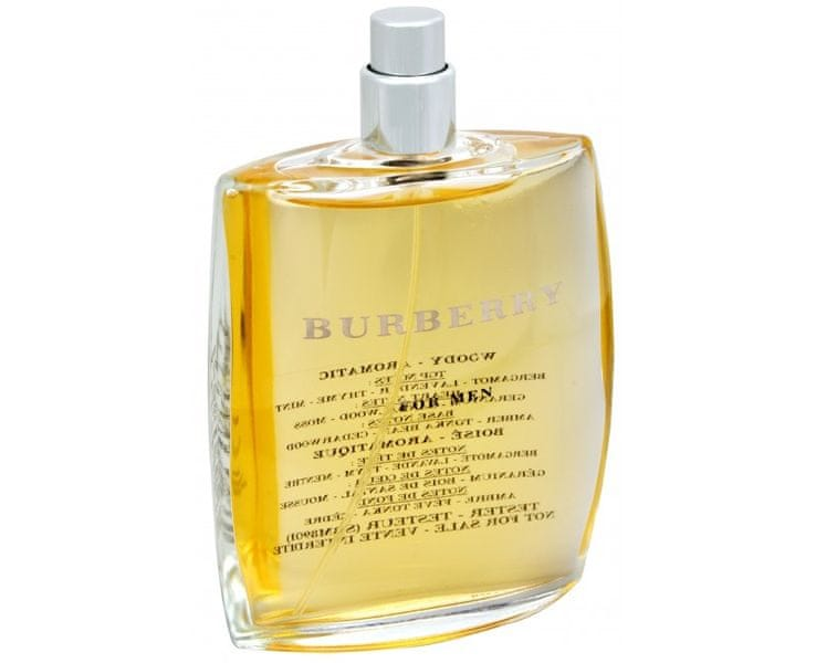 Burberry Burberry For Men - EDT TESTER 100 ml