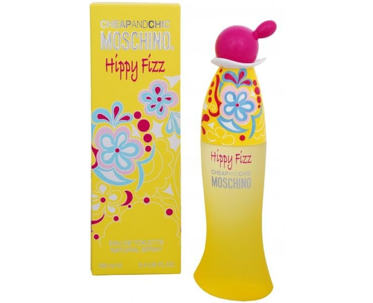Moschino Cheap & Chic Hippy Fizz - EDT 100 ml