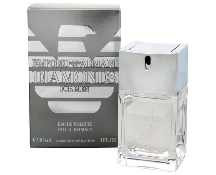 Giorgio Armani Emporio Armani Diamonds For Men - EDT 75 ml