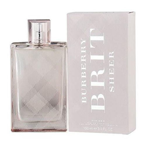 Burberry Brit Sheer - EDT 100 ml