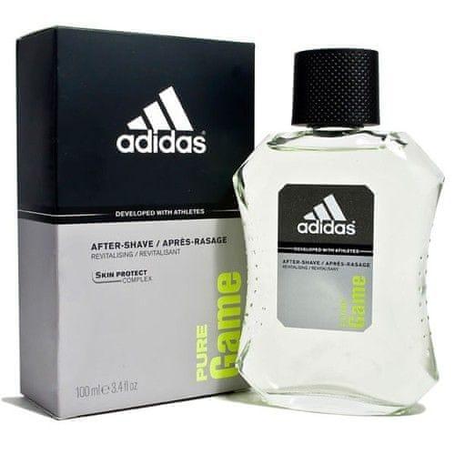 Adidas Pure Game - voda po holení 100 ml