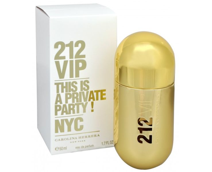 Carolina Herrera 212 VIP - EDP 80 ml