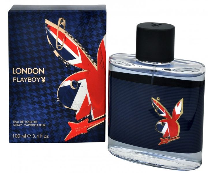 Playboy London Playboy - EDT 100 ml