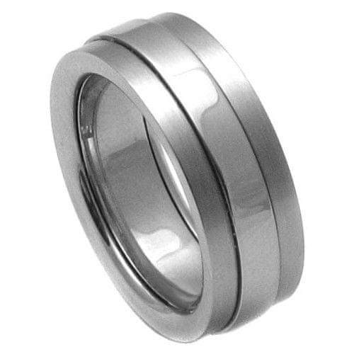 Zero Collection Snubní prsten TTN2201 (Obvod 61 mm)