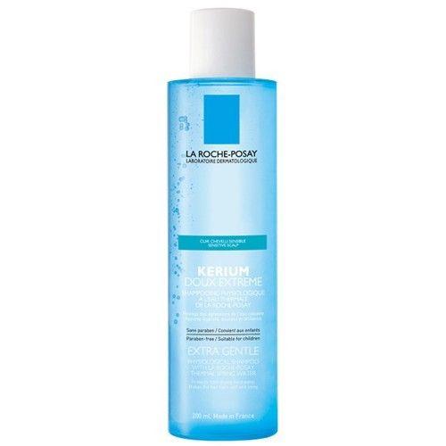 La Roche - Posay Jemný fyziologický šampon Kerium (Extra Gentle Physiological Shampoo) (Objem 200 ml)