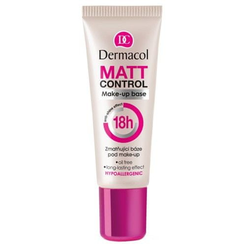 Dermacol Zmatňující báze pod make-up Matt Control 18h 20 ml