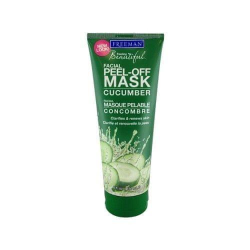 Freeman Slupovací okurková maska (Facial Peel-Off Mask Cucumber) (Objem 175 ml)