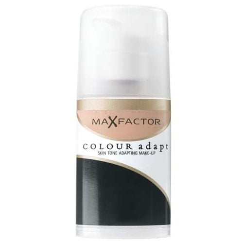 Max Factor Přizpůsobivý make-up Colour Adapt (Skin Tone Adapting Make-Up) 34 ml (Odstín 55 Blushing Beige)