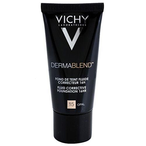 Vichy Fluidní korektivní make-up Dermablend 16H SPF 35 30 ml (Odstín 25)