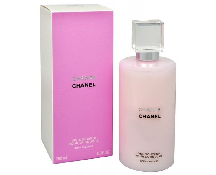 Chanel Chance - sprchový gel 200 ml