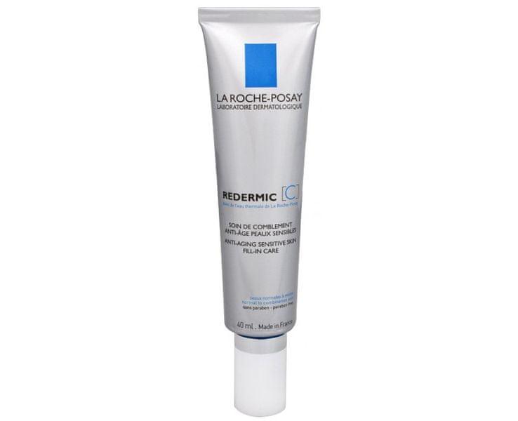 La Roche - Posay Intenzivní zpevňující péče proti vráskám pro normální a smíšenou pleť Redermic (C) 40 ml