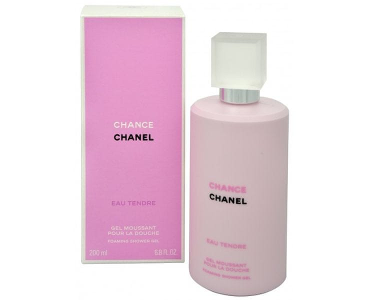 Chanel Chance Eau Tendre - sprchový gel 200 ml