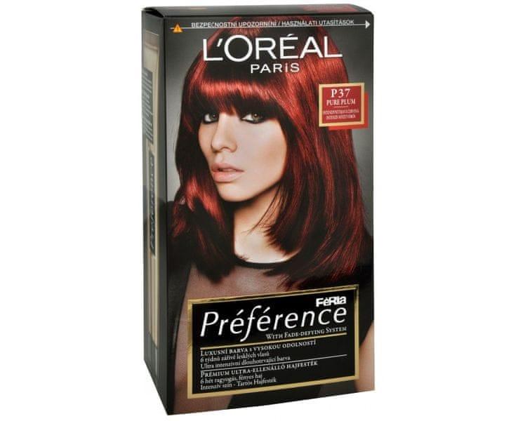 L'Oréal Barva na vlasy Féria Préférence (Odstín 92 Iridescent Blonde)