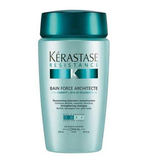 Kérastase Šampon pro velmi křehké a poškozené vlasy Bain Force Architecte (Reconstructing Shampoo) (Objem 1000