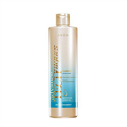 Avon Vyživující šampon s marockým arganovým olejem pro všechny typy vlasů Advance Techniques (360 Nourish