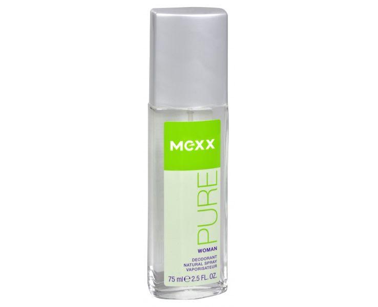 Mexx Pure Woman - deodorant s rozprašovačem 75 ml