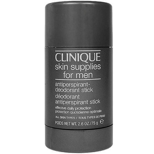 Clinique Tuhý deodorant-antiperspirant pro muže (Antiperspirant-Deodorant Stick) 75 ml