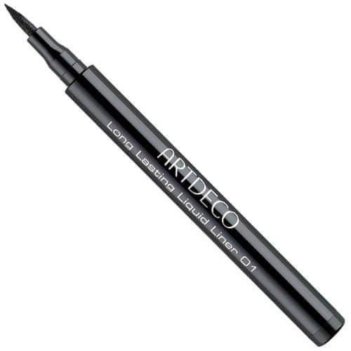 Artdeco Dlouhotrvající linky na oči (Long Lasting Liquid Liner) 1,5 ml (Odstín 03 Brown)