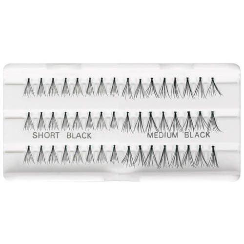 Artdeco Umělé řasy v trsech (Permanent Lashes) (Varianta 2 Medium)