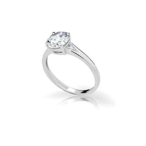 Modesi Zásnubní prsten JA17247CZ (Obvod 56 mm)
