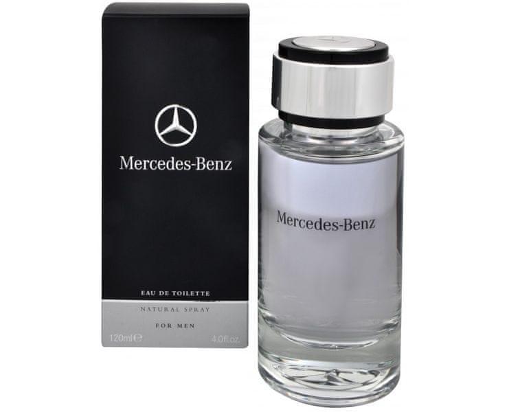 Mercedes-Benz Mercedes-Benz For Men - EDT 120 ml