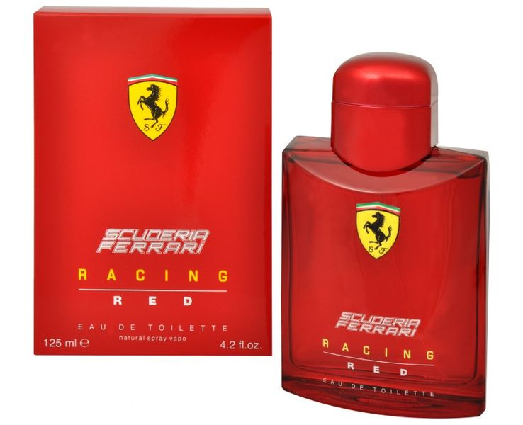 Ferrari Scuderia Racing Red - EDT 125 ml