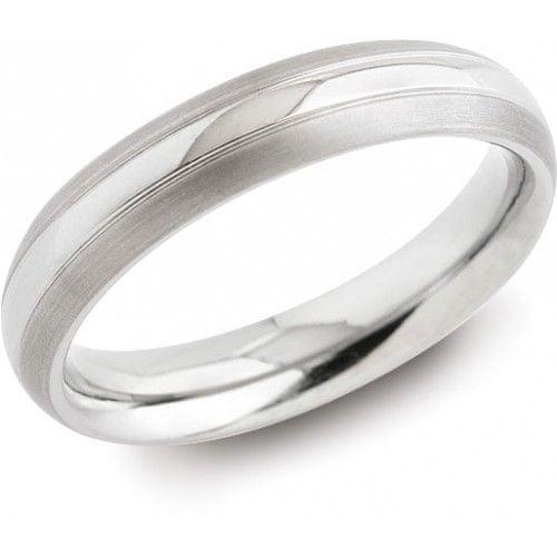 Boccia Titanium Snubní titanový prsten 0131-01 (Obvod 65 mm)
