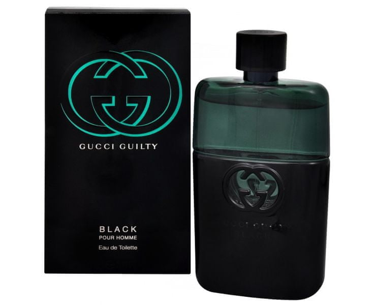 Gucci Guilty Black Pour Homme - EDT 50 ml